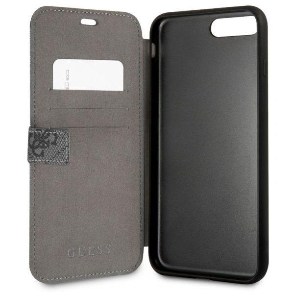 Funda Flip Cover iPhone 6 Plus / iPhone 7 Plus / 8 Plus Licencia Guess Tela 3