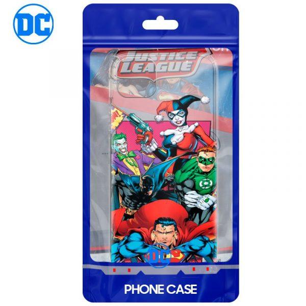 Carcasa iPhone 11 Licencia DC Liga Justicia 2