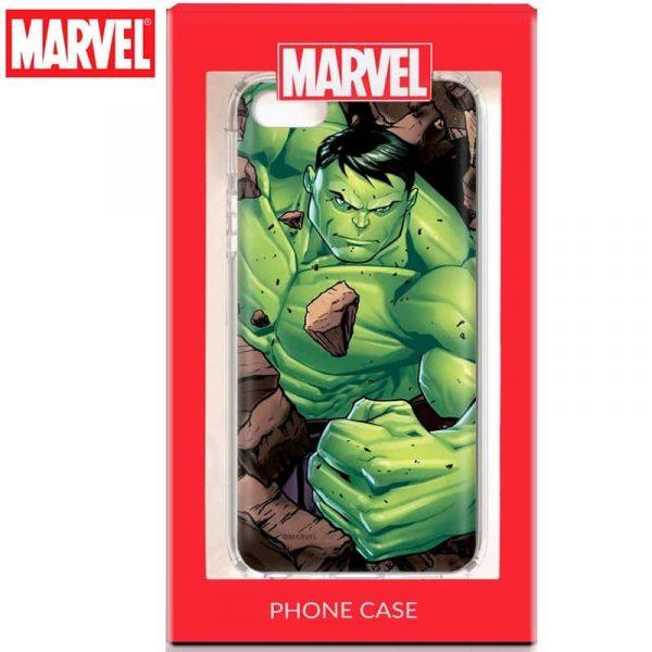 Carcasa iPhone 6 / 6s Licencia Marvel Hulk 2