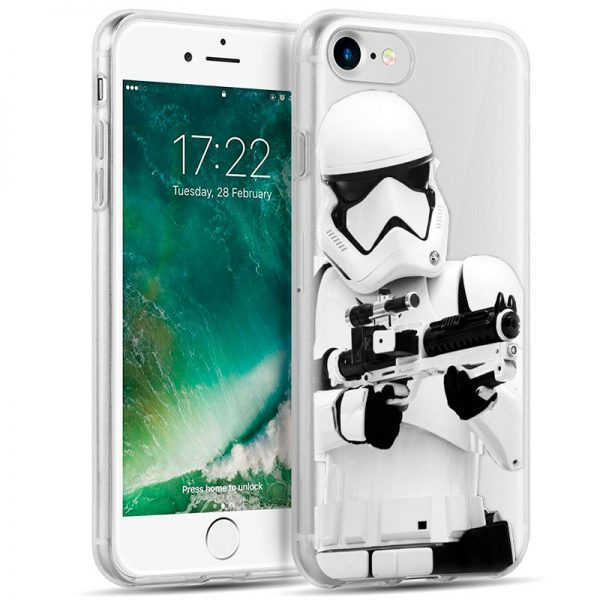 Carcasa iPhone 6 / 6s Licencia Star Wars Stormtrooper 1