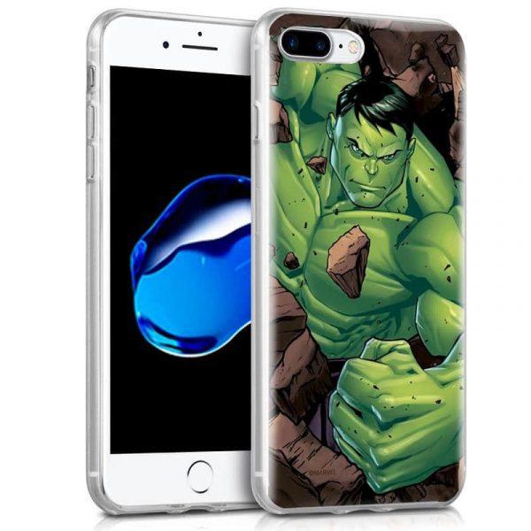 Carcasa iPhone 6 Plus / 6s Plus Licencia Marvel Hulk 1