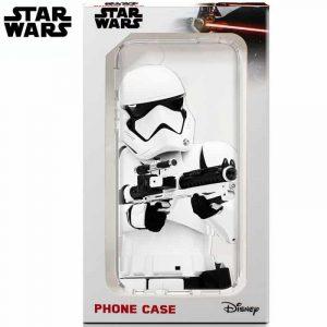 Carcasa iPhone 7 Plus / 8 Plus Licencia Star Wars Stormtrooper 3