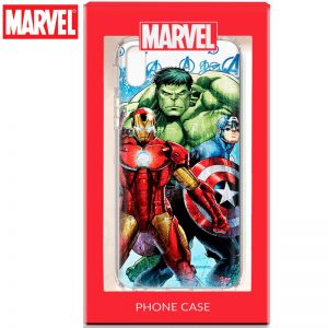 Carcasa iPhone X / iPhone XS Licencia Marvel Avengers 3