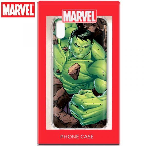 Carcasa iPhone XR Licencia Marvel Hulk 2