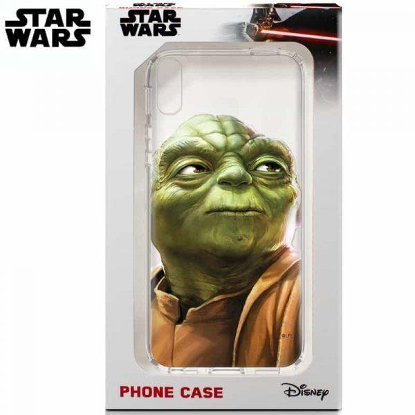 Carcasa iPhone XS Max Licencia Star Wars Yoda 2