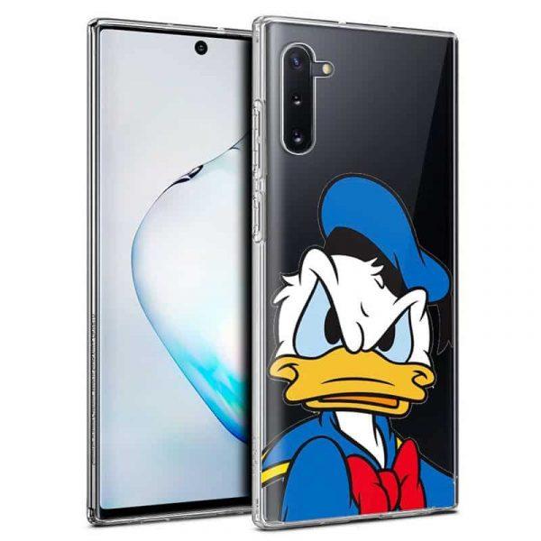 Carcasa Samsung Galaxy Note 10 Licencia Disney Donald 1