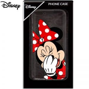 Carcasa Xiaomi Redmi 6 / 6A Licencia Disney Minnie 3