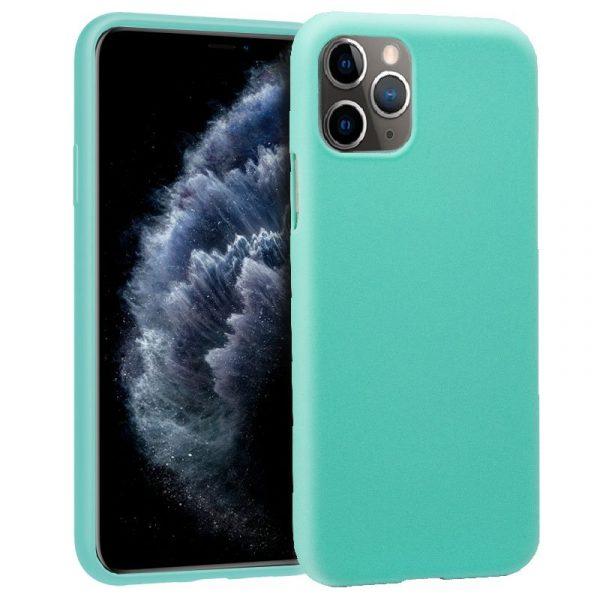 Funda Silicona iPhone 11 Pro (Mint) 1