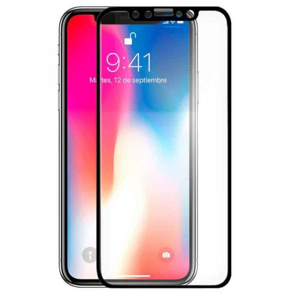 Protector Pantalla Cristal Templado iPhone 11 Pro (FULL 3D Negro) 1