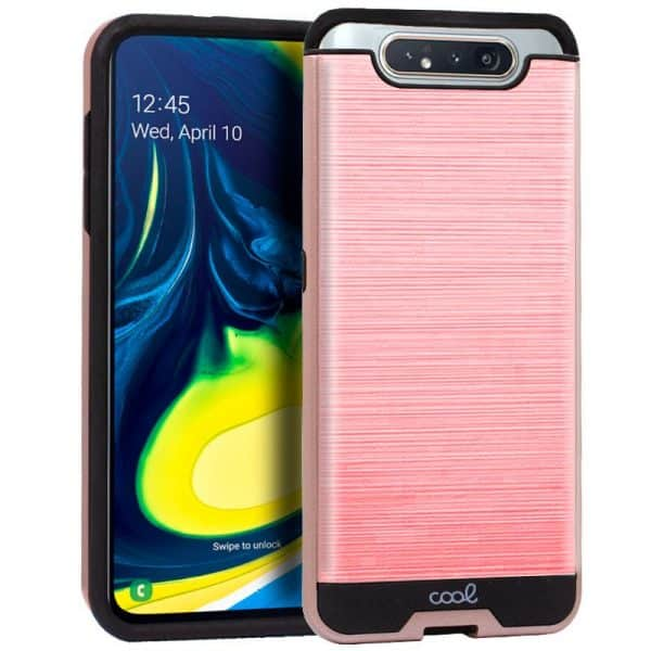 Carcasa Samsung Galaxy A80 Aluminio (Rosa) 1