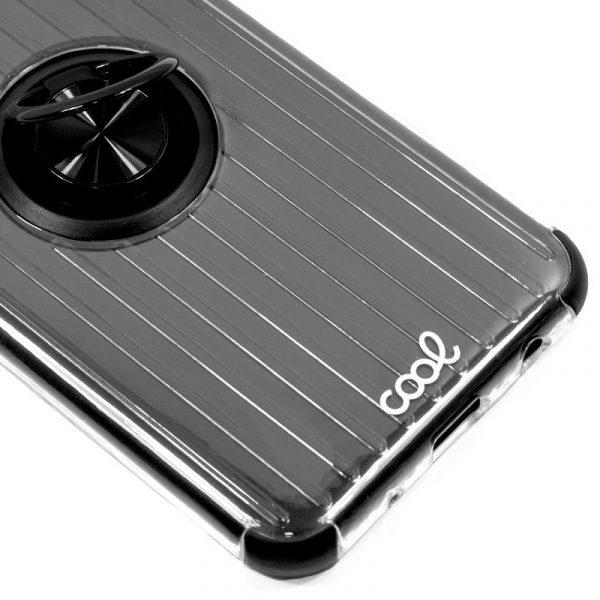 Carcasa Samsung Galaxy Note 10 Plus Hard Anilla Negro 2