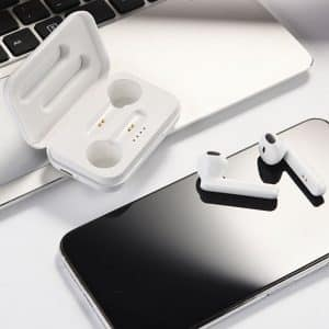 Auriculares Stereo Bluetooth Dual Pod COOL STYLE Blanco 7
