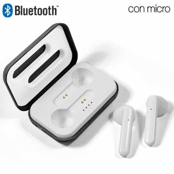 Auriculares Stereo Bluetooth Dual Pod COOL STYLE Negro 1