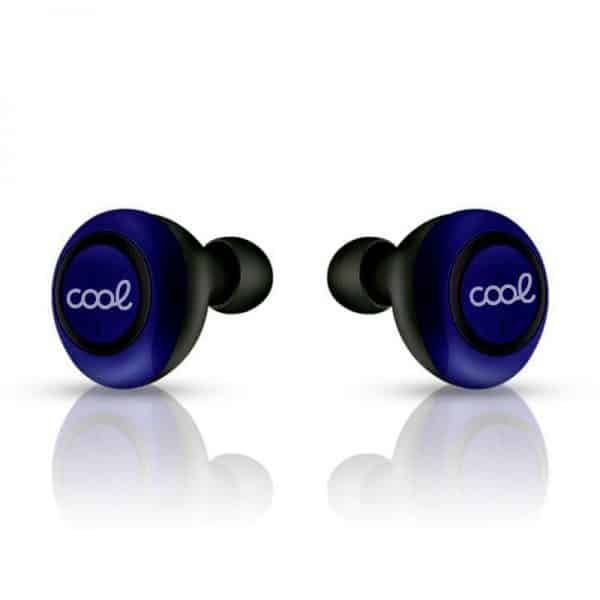 Auriculares Stereo Bluetooth Dual Pod Earbuds COOL AIR SPORT Marino 3