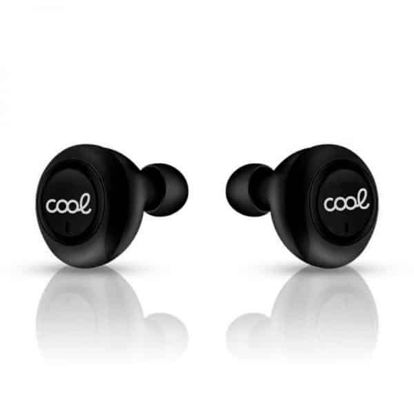 Auriculares Stereo Bluetooth Dual Pod Earbuds COOL AIR SPORT Negro 2
