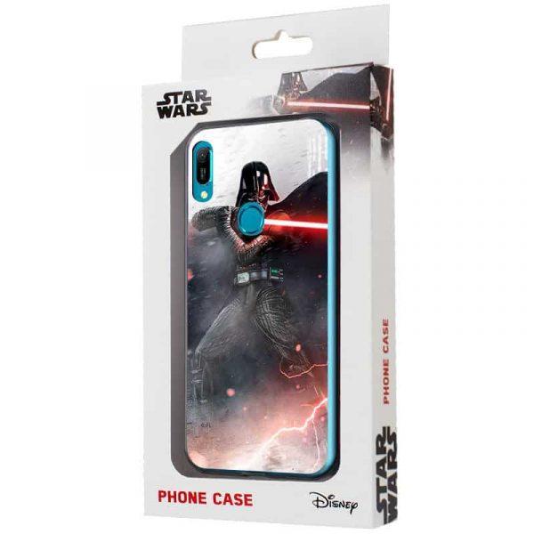 Carcasa Huawei Y6 2019 / Honor 8A Licencia Star Wars Darth Vader 2