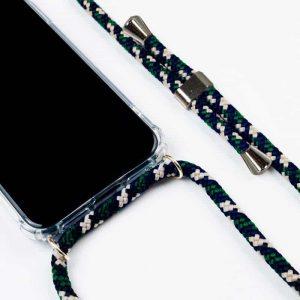 Carcasa iPhone 11 Pro Cordón Verde 4