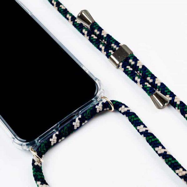 Carcasa iPhone 11 Pro Cordón Verde 2