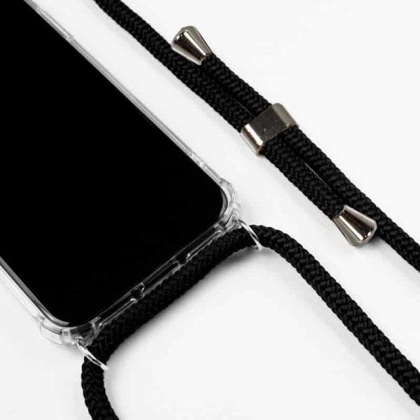 Carcasa iPhone 11 Pro Max Cordón Negro 2