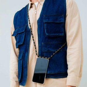 Carcasa iPhone 11 Pro Max Cordón Negro 5