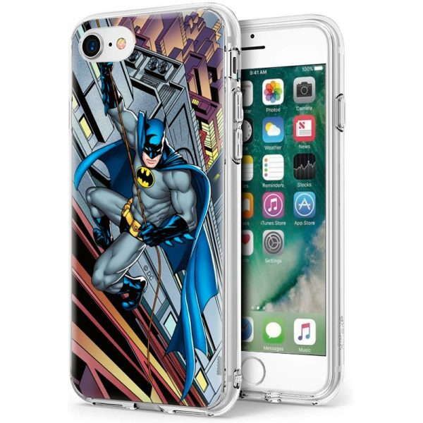 Carcasa iPhone 7 / iPhone 8 Licencia DC Batman 1