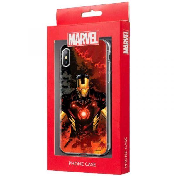 Carcasa iPhone X / iPhone XS Licencia Marvel Iron Man 2