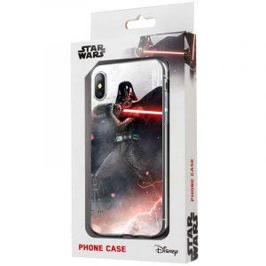 Carcasa iPhone X / iPhone XS Licencia Star Wars Darth Vader 3