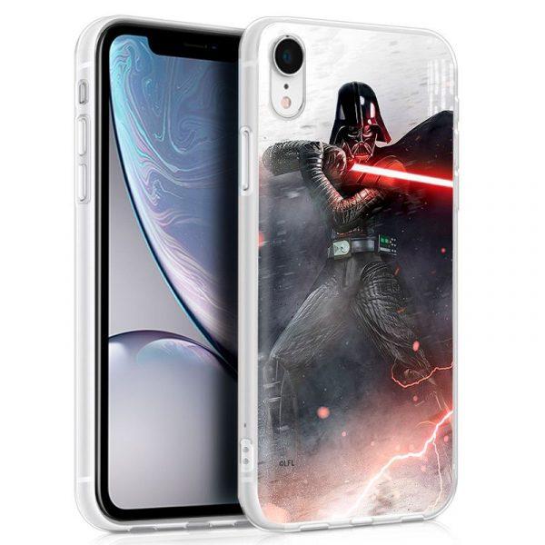 Carcasa iPhone XR Licencia Star Wars Darth Vader 1