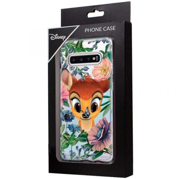 Carcasa Samsung Galaxy S10 Licencia Disney Bambi 2