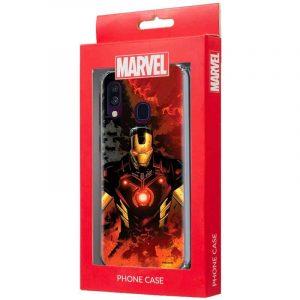 Carcasa Samsung Galaxy A40 Marvel Iron Man 3