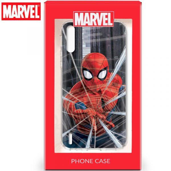 Carcasa Xiaomi Mi A3 Licencia Marvel Spider-Man 2