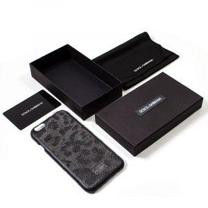 carcasa iphone 6 6s licencia dolce and gabbana leopardo 2