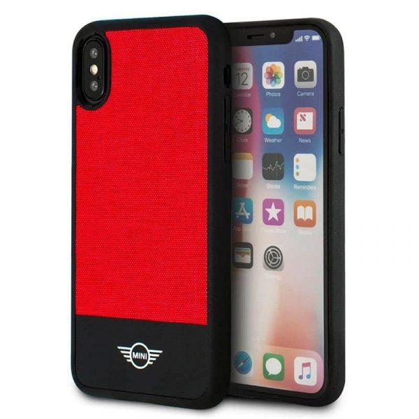 Carcasa iPhone X / iPhone XS Licencia Mini Cooper 1