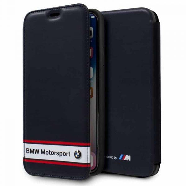 Funda Con Tapa iPhone X / iPhone XS Licencia BMW Motorsport 1