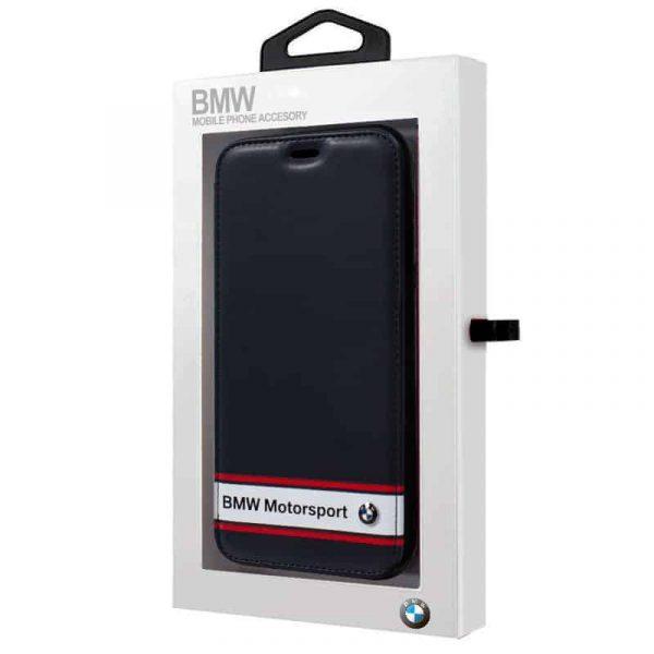 Funda Con Tapa iPhone X / iPhone XS Licencia BMW Motorsport 2