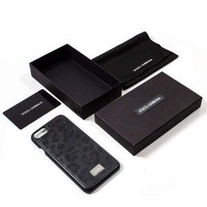 carcasa iphone 7 iphone 8 licencia dolce gabbana leopardo 2