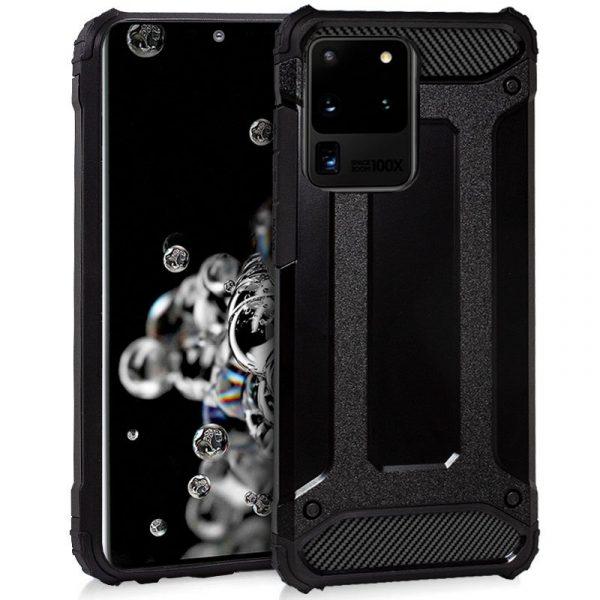 carcasa samsung galaxy s20 ultra 5g hard case negro 1