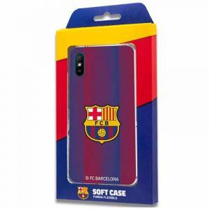 carcasa xiaomi redmi 9a 9at licencia futbol fc barcelona 2