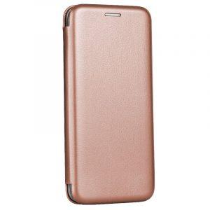 funda flip cover samsung galaxy a31 elegance rose gold 3
