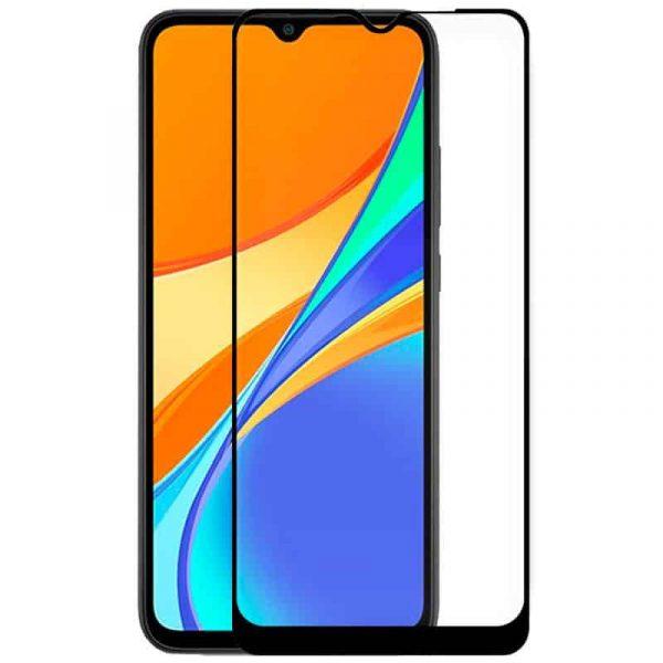 protector pantalla cristal templado xiaomi redmi 9c full 3d negro 1