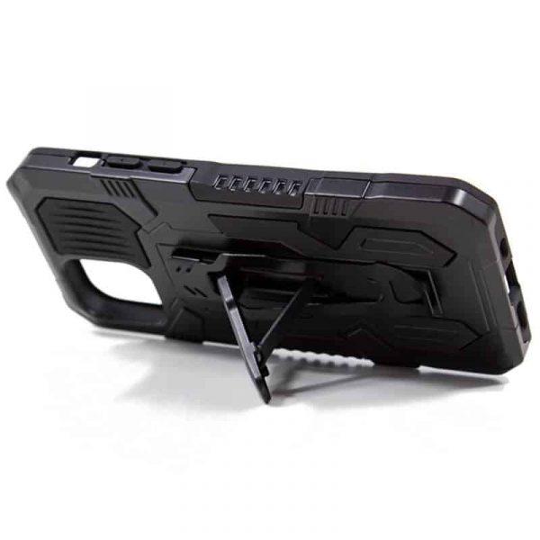 carcasa iphone 12 12 pro hard clip negro 3