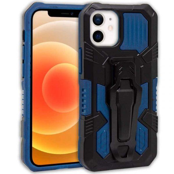 carcasa iphone 12 mini hard clip marino 1