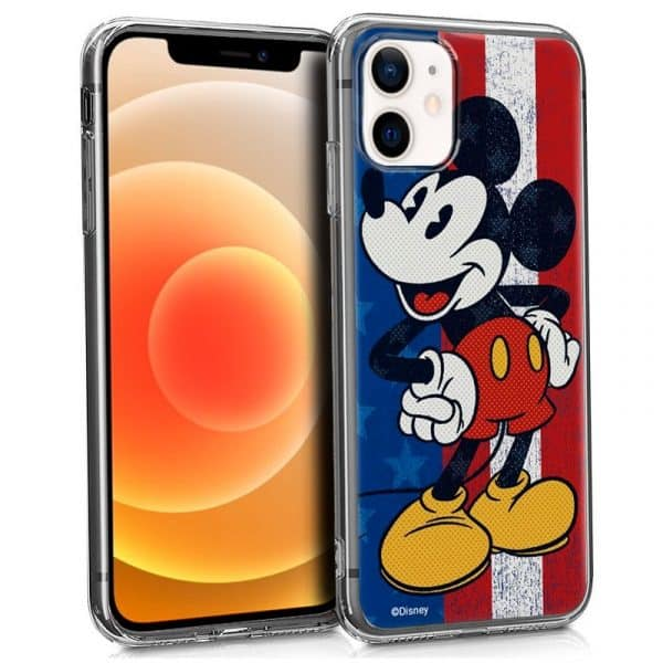 carcasa iphone 12 mini licencia disney mickey 1