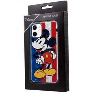carcasa iphone 12 mini licencia disney mickey 2