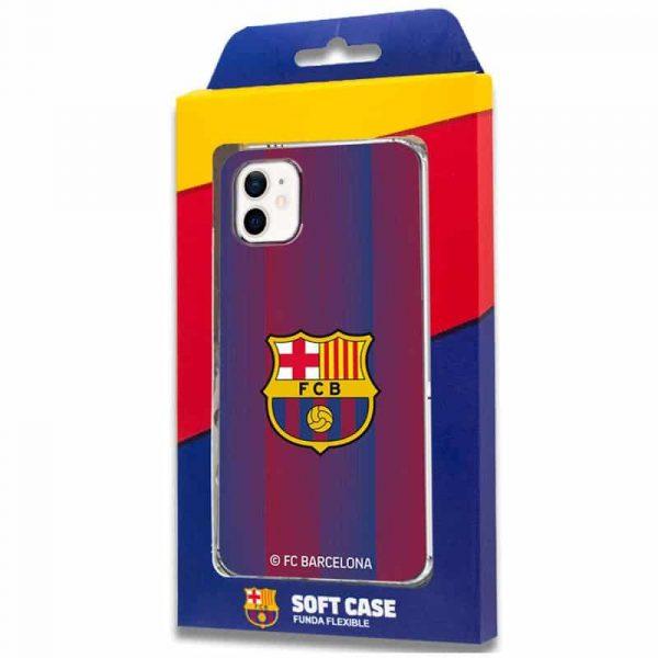 carcasa iphone 12 mini licencia futbol fc barcelona 2
