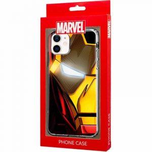 carcasa iphone 12 mini licencia marvel iron man 2