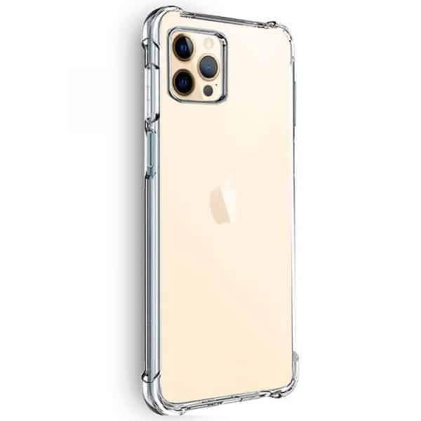 carcasa iphone 12 pro max antishock transparente 2