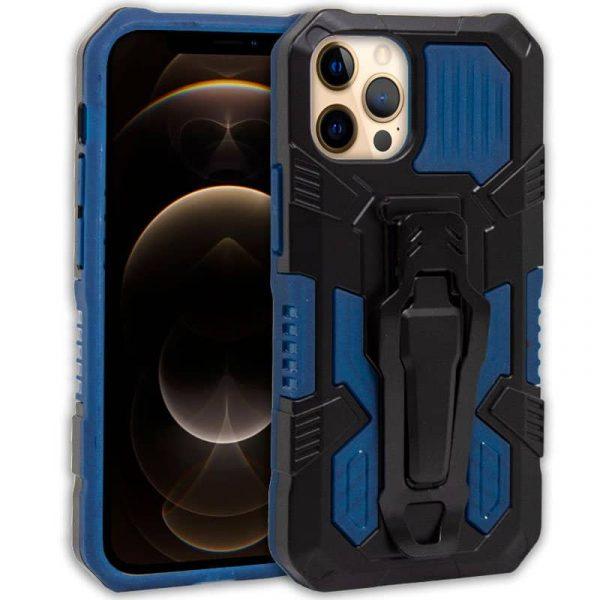 carcasa iphone 12 pro max hard clip marino 1