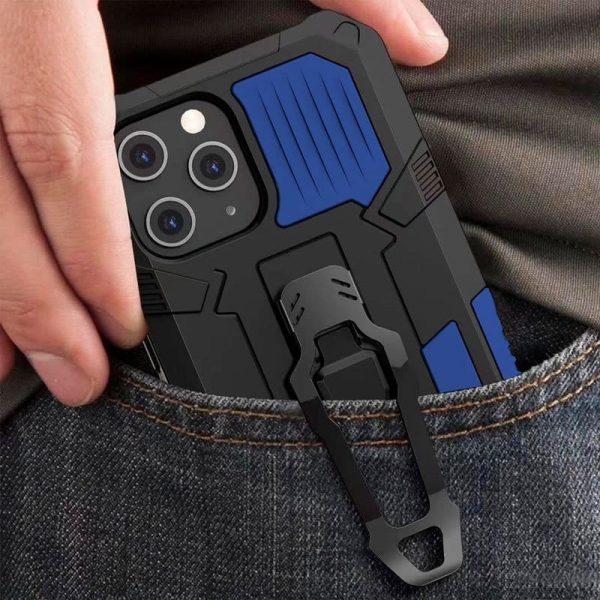 carcasa iphone 12 pro max hard clip marino 2