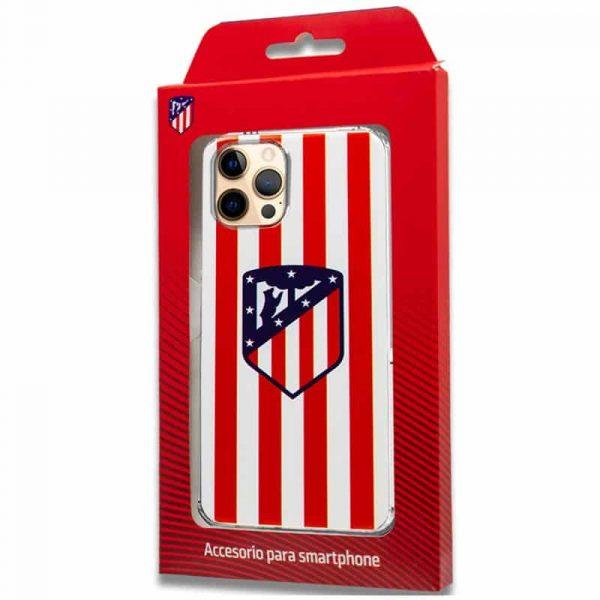 carcasa iphone 12 pro max licencia futbol atletico de madrid 2